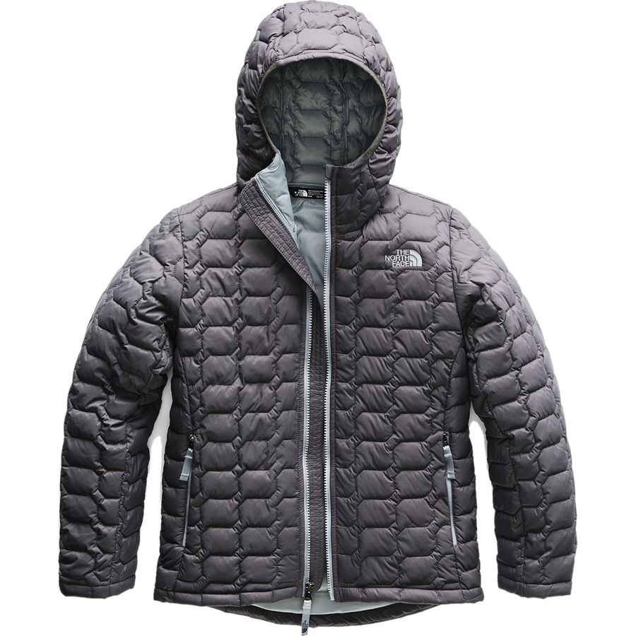The North Face Thermoball Hooded Insulated Jacket Boys