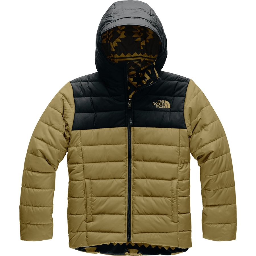 b07d01bf2 The North Face Reversible Perrito Hooded Jacket - Boys'
