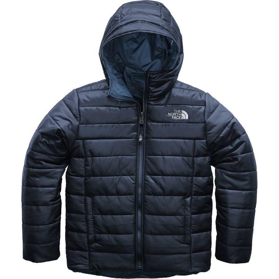 cc0f0bc65eca The North Face - Reversible Perrito Hooded Jacket - Boys  -