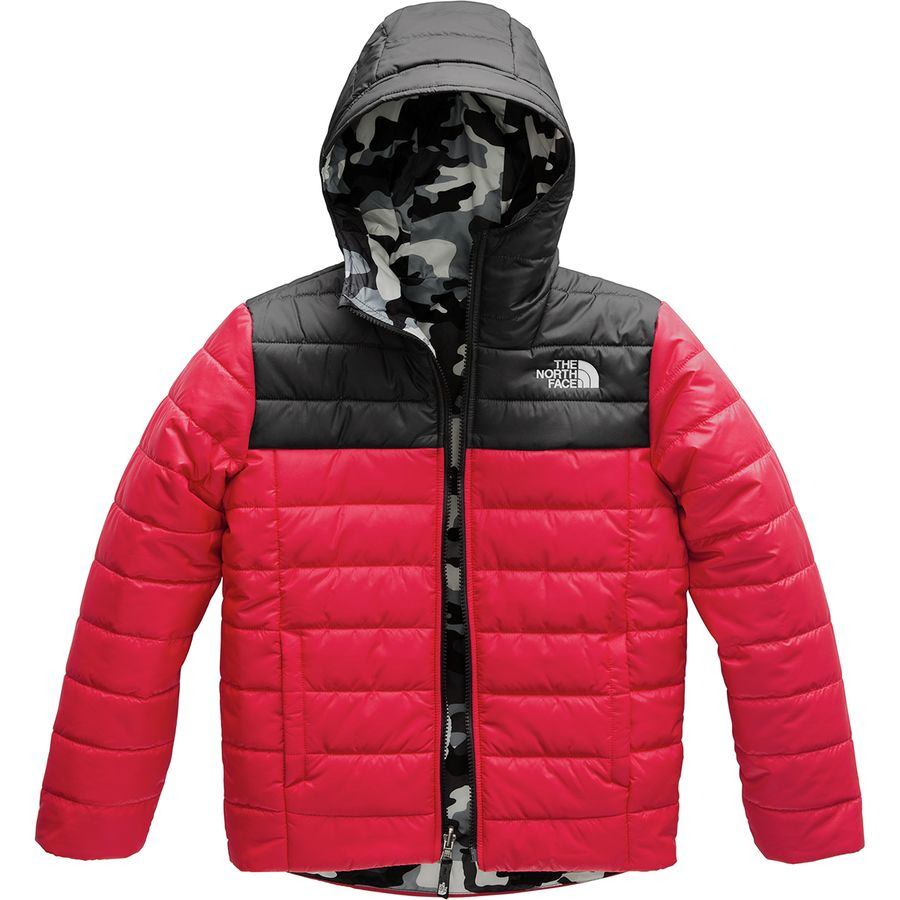 the north face reversible perrito hooded insulated jacket