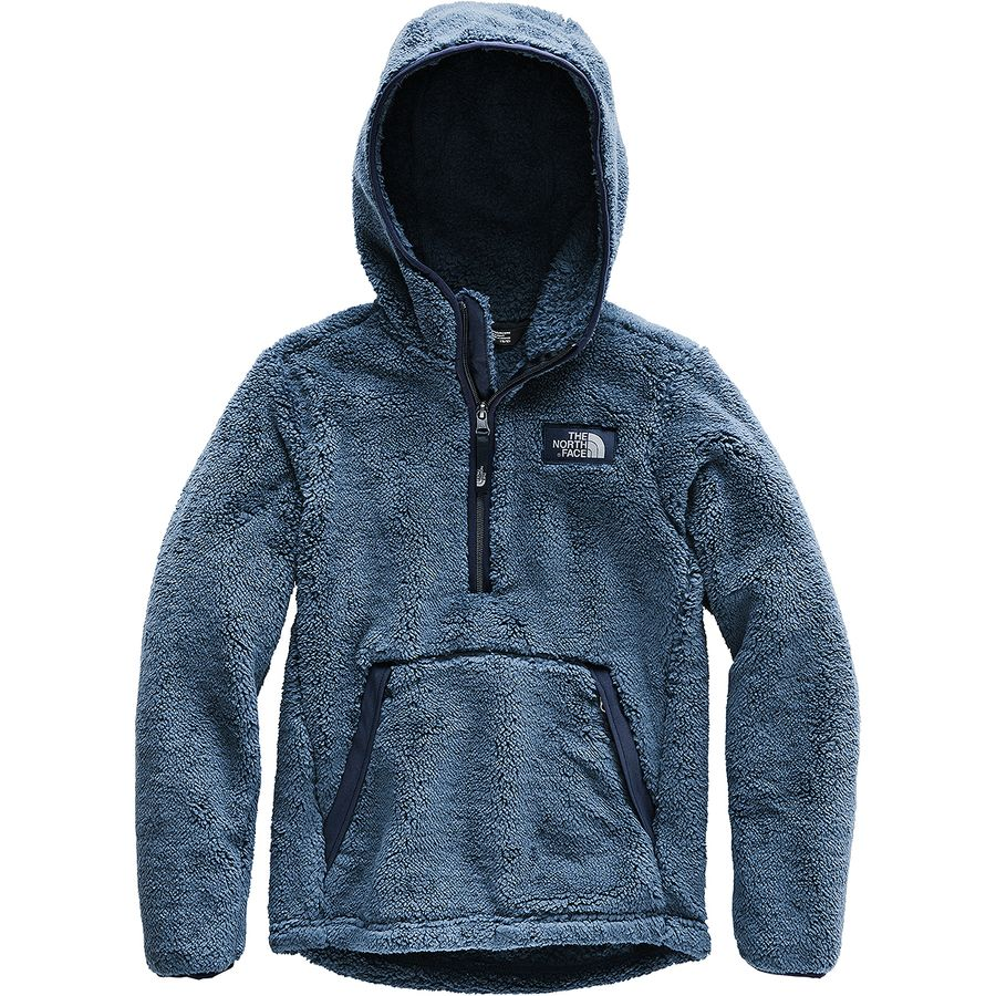 9a0b7ef0df The North Face - Campshire Hooded Pullover - Boys  - Shady Blue