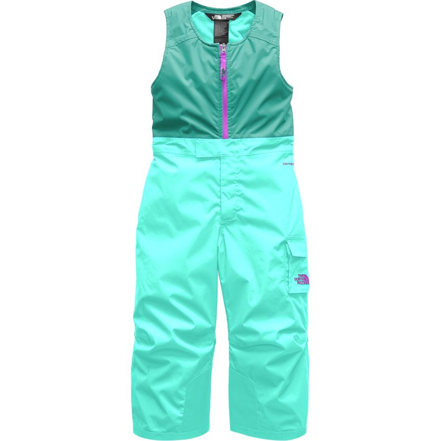 The North Face Insulated Bib Pant Toddler Girls