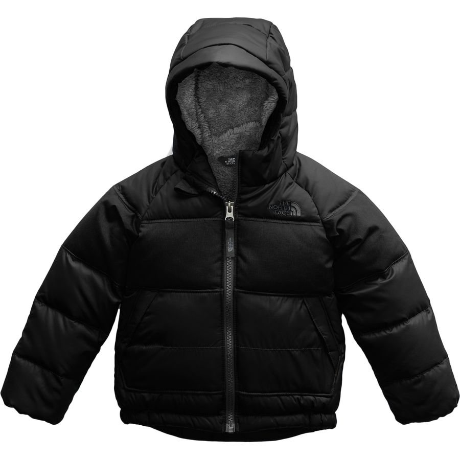 235b4a513 The North Face - Moondoggy 2.0 Hooded Down Jacket - Toddler Boys' - Tnf  Black