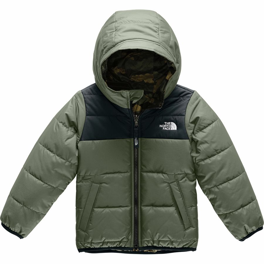 4215a3d28 The North Face Perrito Reversible Hooded Jacket - Toddler Boys'