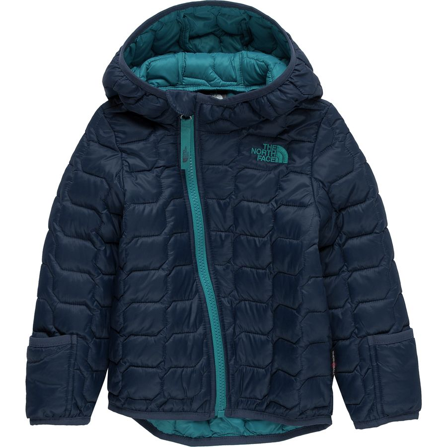a7f4934cb1e6 The North Face - Thermoball Hooded Insulated Jacket - Infant Boys  - Shady  Blue