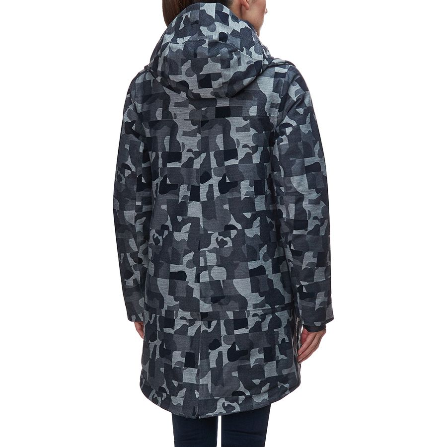 bc20fb2b16d The North Face Cryos Wool Blend Down Parka GTX - Women's | Backcountry.com