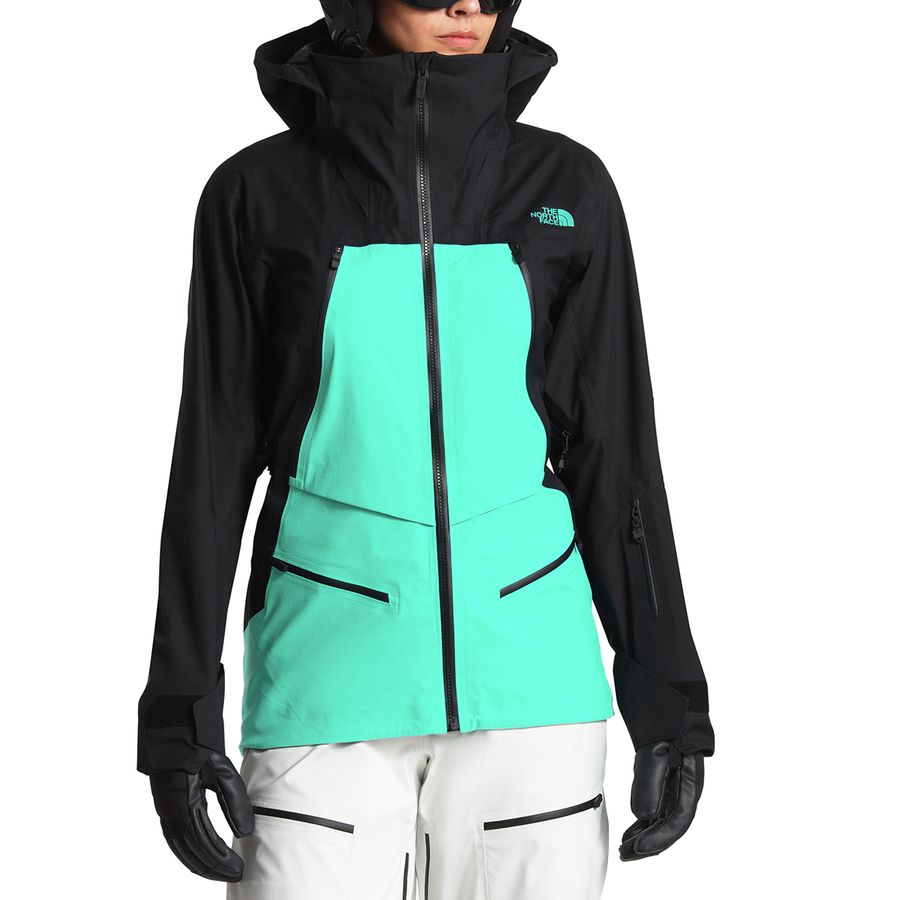 ae86a55ccfb The North Face - Purist Jacket - Women's - Kokomo Green/Tnf Black