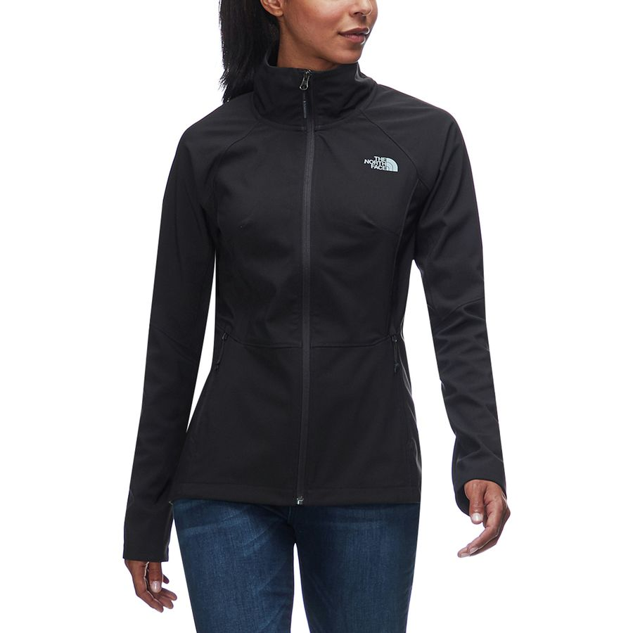 5e5f240c4d2 The North Face - Apex Piedra Softshell Jacket - Women's - Tnf Black/Tnf  Black
