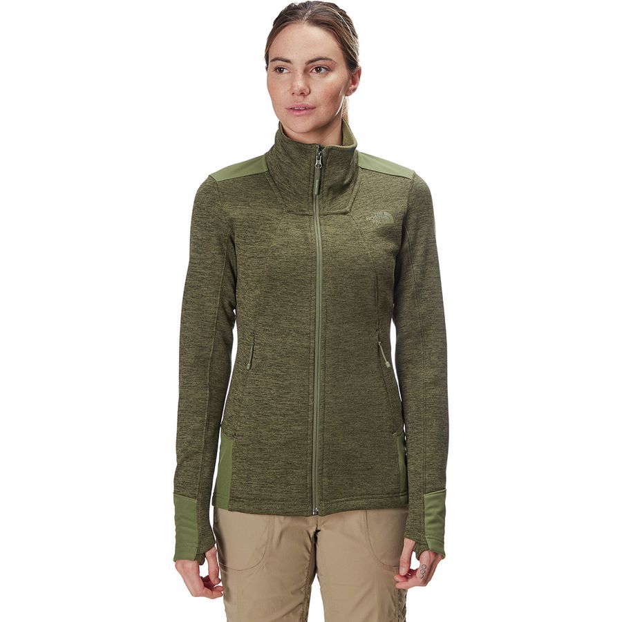 be4652737 The North Face Shastina Stretch Full-Zip Jacket - Women's