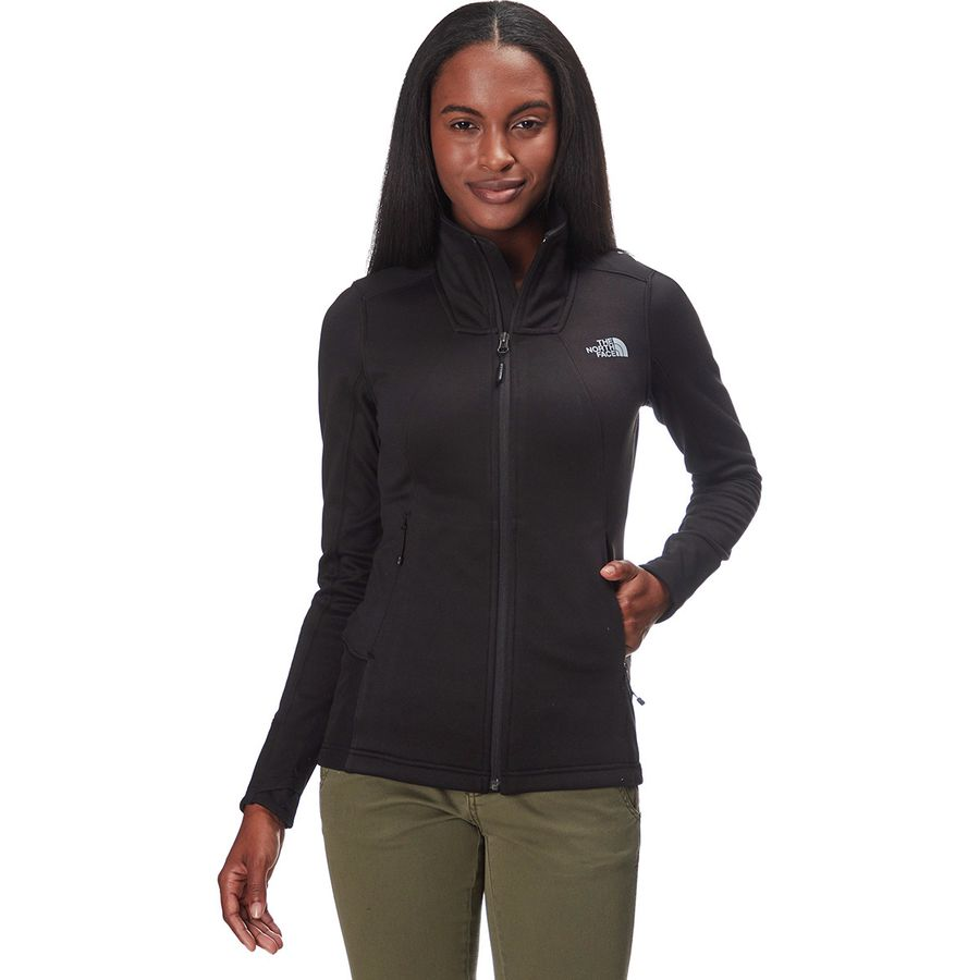 The North Face Shastina Stretch Full-Zip Jacket - Women's ...