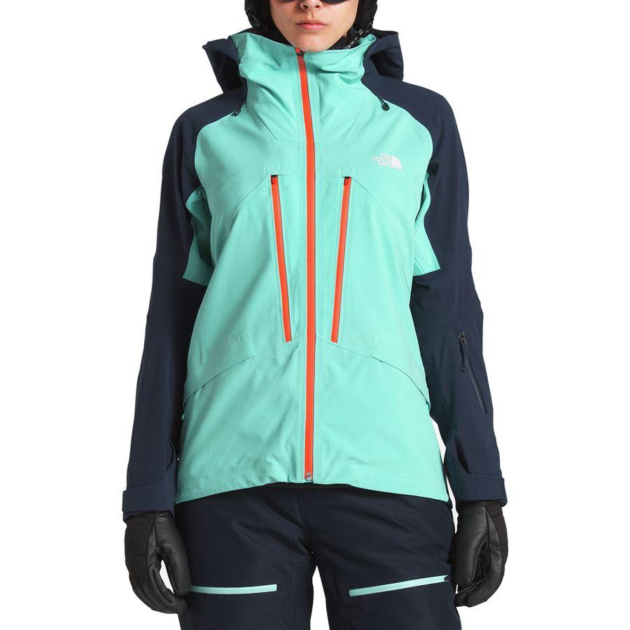 0977125775e The North Face - Spectre Hybrid Jacket - Women's - Transantarctic Blue/Urban  Navy