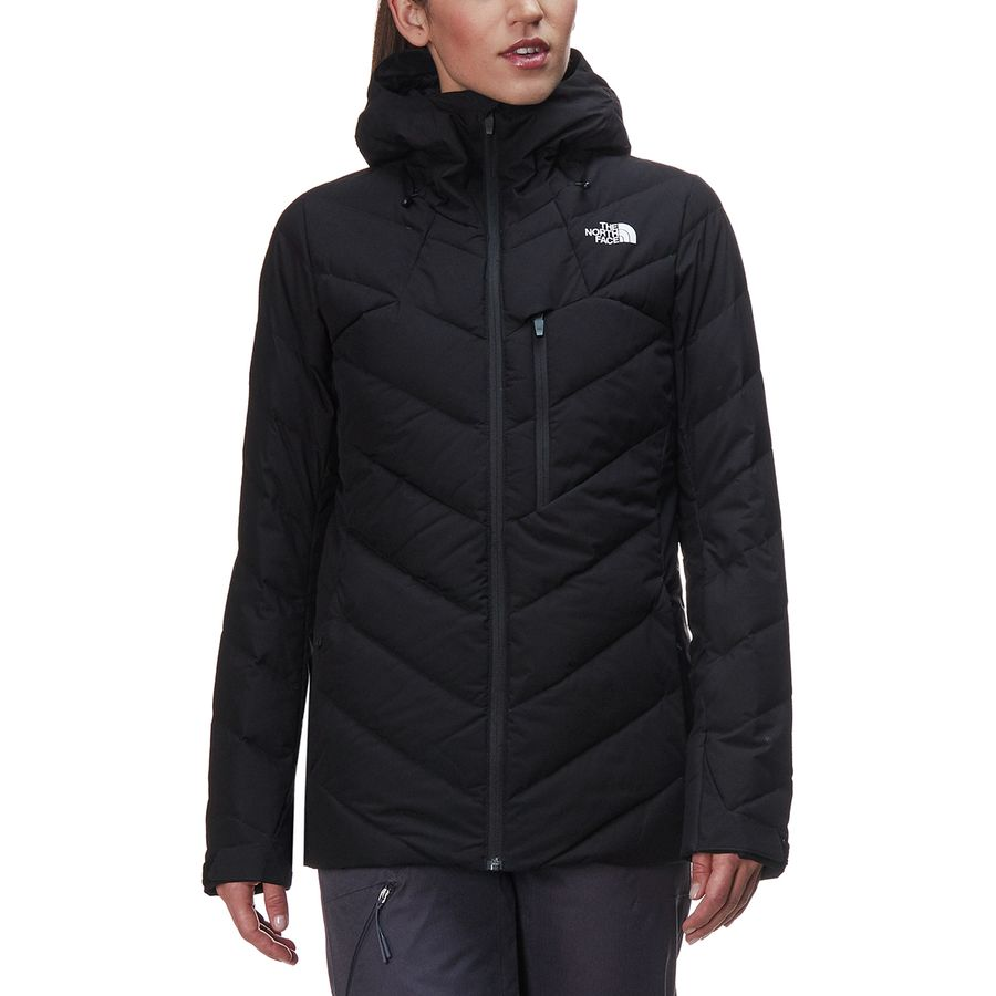 The North Face - Corefire Hooded Down Jacket - Women s - Tnf Black 50aab077dd