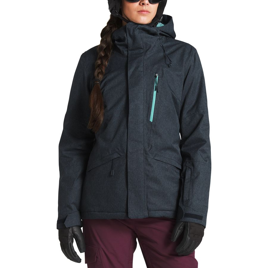 d28ea355f2c2 The North Face - ThermoBall Snow Triclimate Hooded 3-In-1 Jacket - Women s