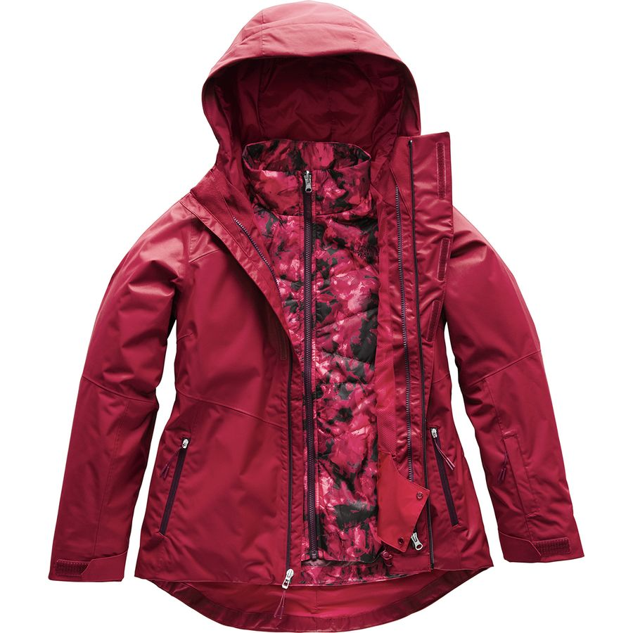 The North Face Clementine Triclimate Hooded 3 In 1 Jacket
