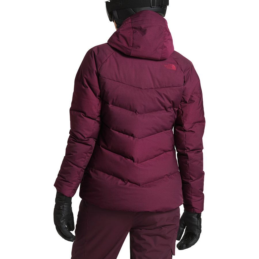 27d3f6f8d The North Face Heavenly Hooded Down Jacket - Women's