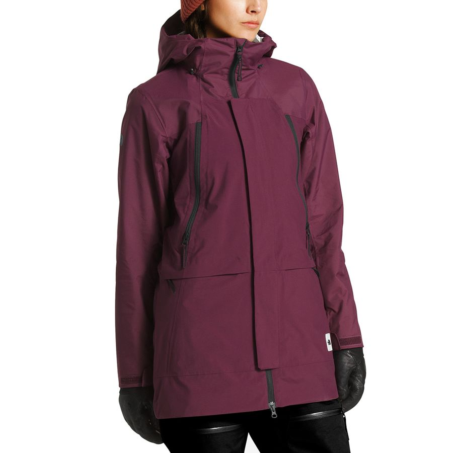 The North Face - Kras Jacket - Women s - Fig f954630ddb7e