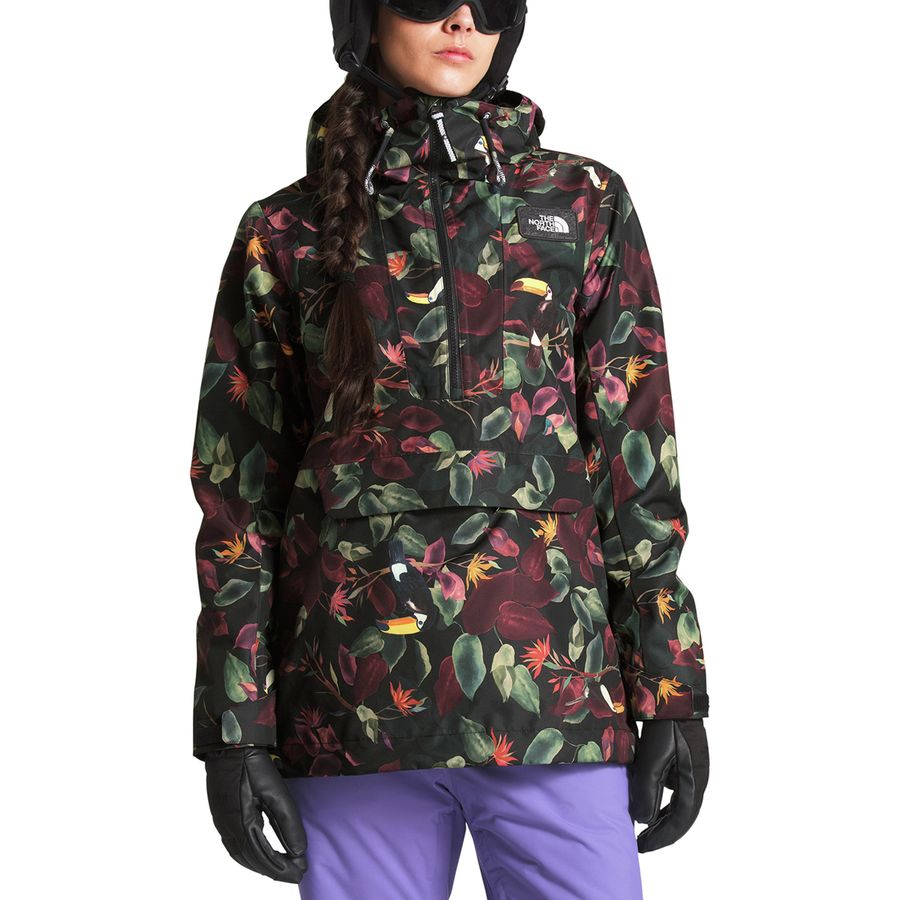 638e6d802 The North Face Tanager Anorak Hooded Jacket - Women's