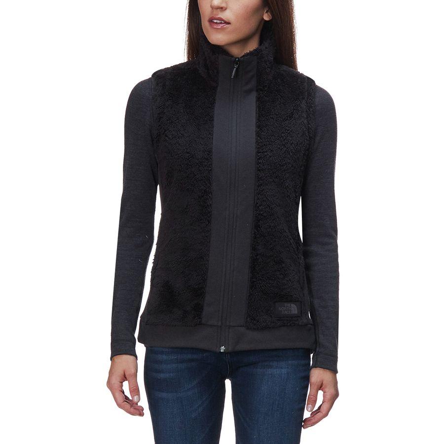 aa3fa95db The North Face Furry Fleece Vest - Women's