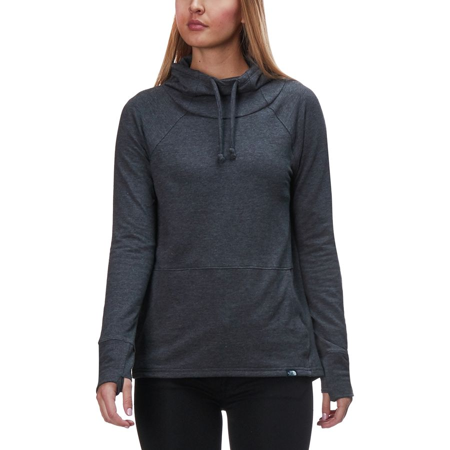 4f97491c4 The North Face Terry Funnel Neck Sweatshirt - Women's