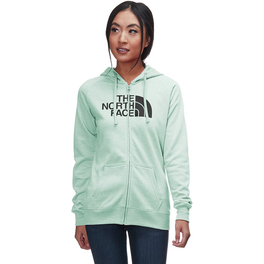 Women's Full Hoodie The Face Half North Dome Zip bY76fgy