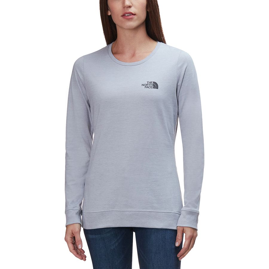 c06d7df93 The North Face Twig Town Tri-Blend T-Shirt - Women's