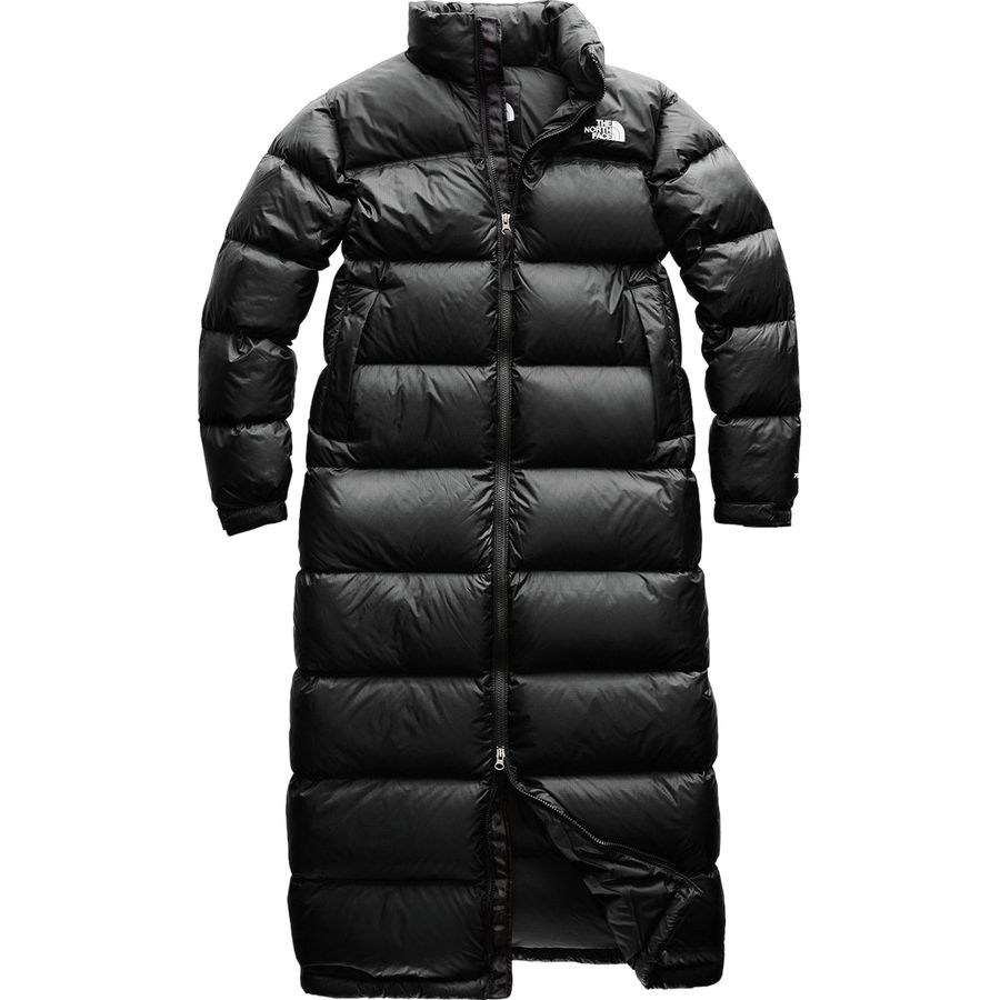 The North Face Nuptse Duster Down Jacket Women S