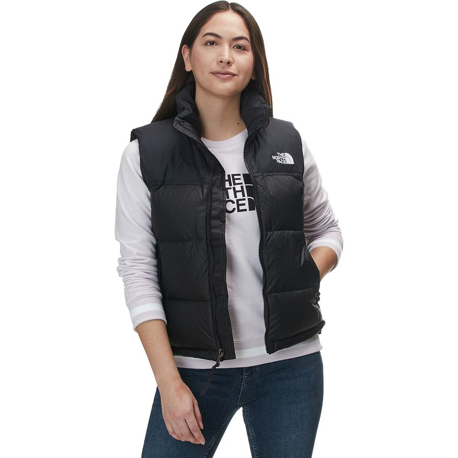 The North Face - 1996 Retro Nuptse Vest - Women s - Tnf Black d0db6d4cd