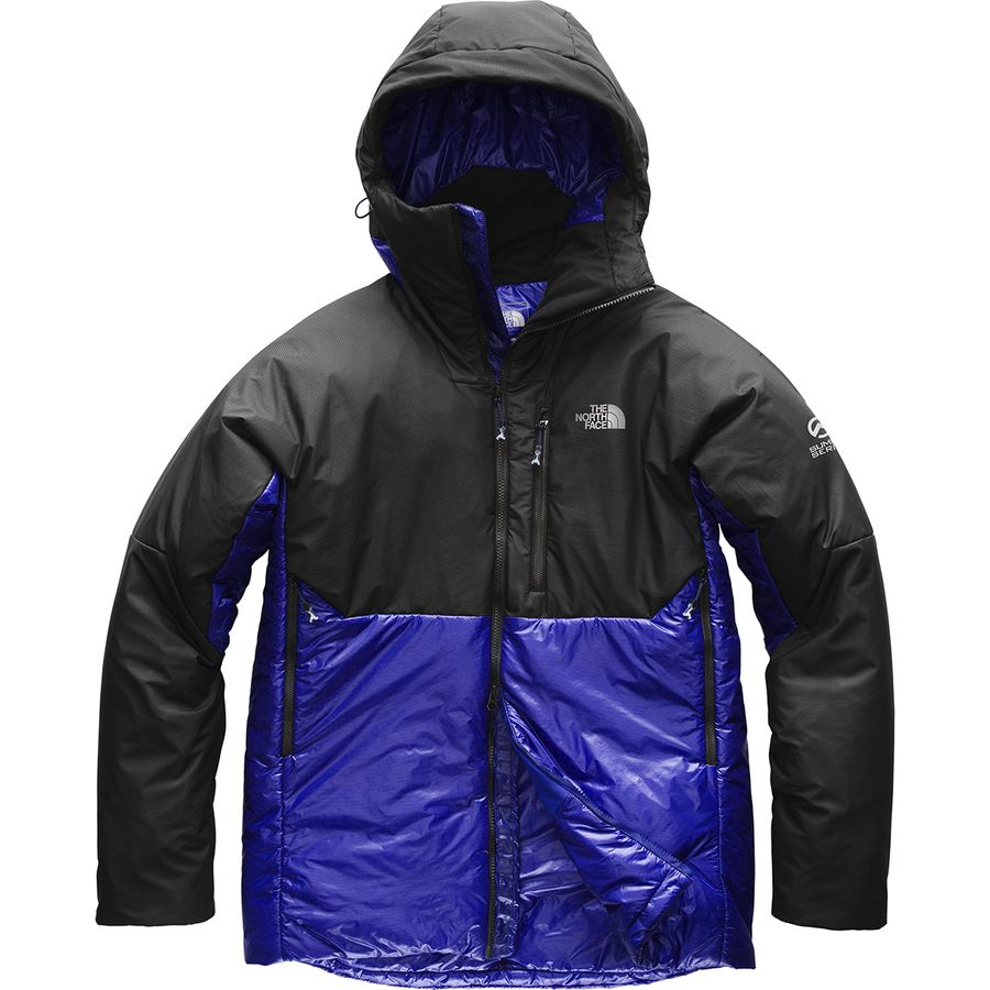 eeec427ebb The North Face - Summit L6 AW Synthetic Belay Parka - Men s - Inauguration  Blue
