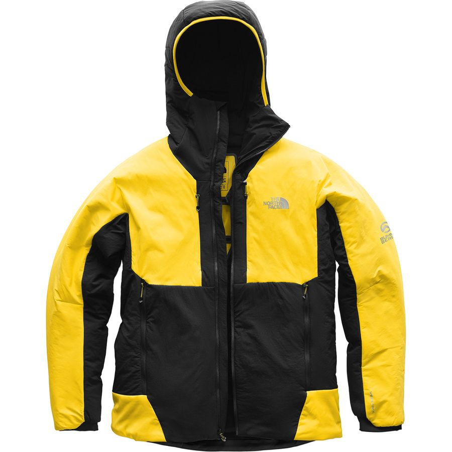 The North Face - Summit L3 Ventrix 2.0 Hooded Jacket - Men s - Canary  Yellow  f9bb8efd7