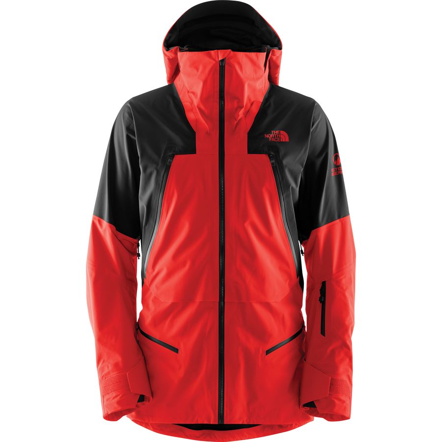 54350b7381 The North Face - Purist Jacket - Men s - Fiery Red Tnf Black
