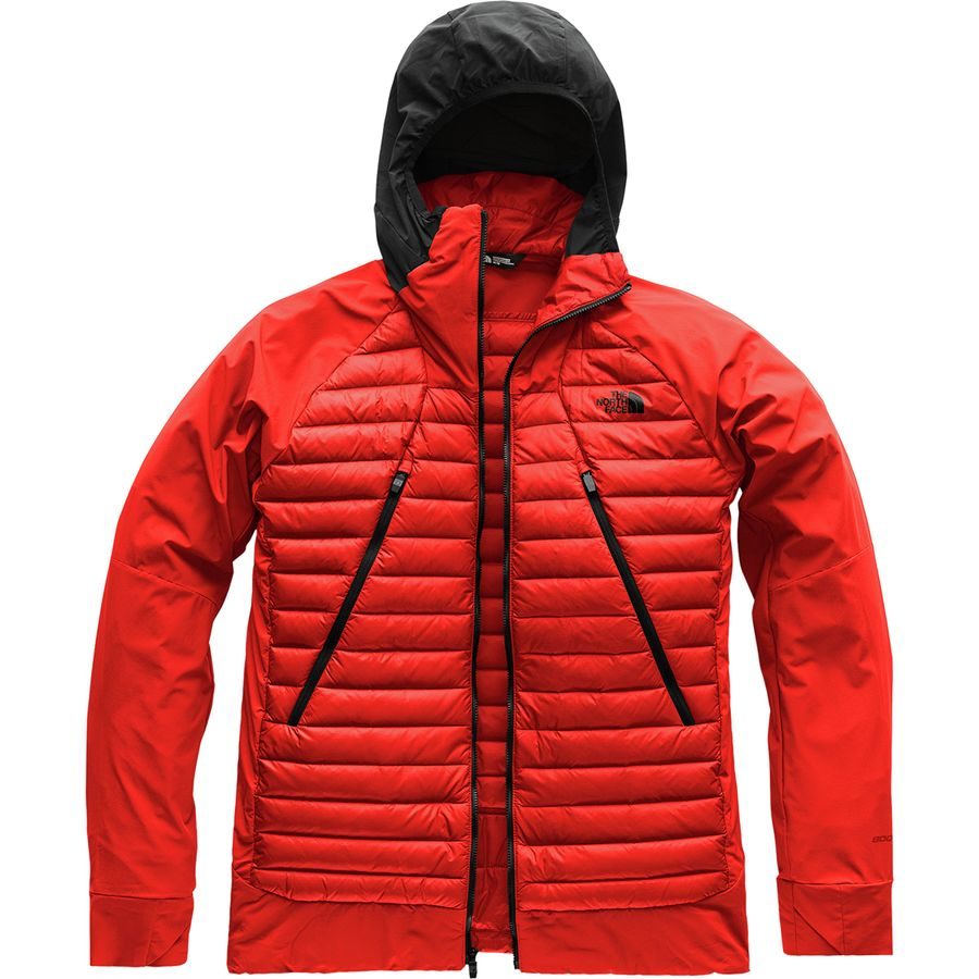 47164692870f The North Face Unlimited Down Hybrid Jacket - Men s