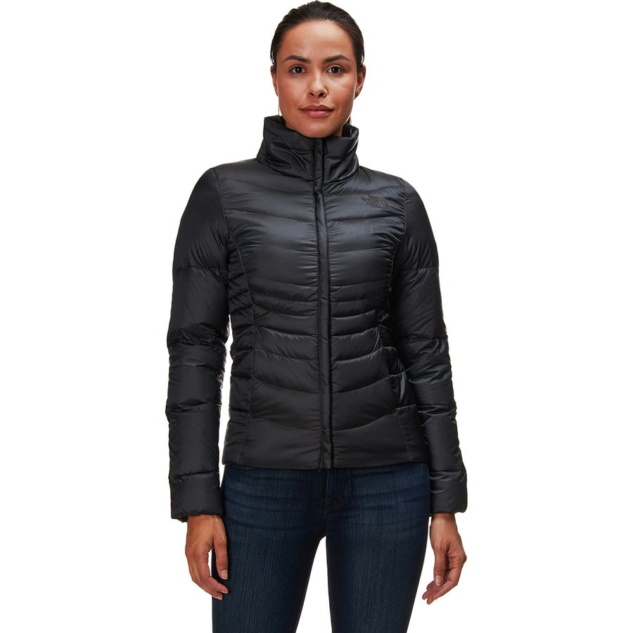 The North Face - Aconcagua II Down Jacket - Women s - Shiny Asphalt Grey b5b523a6cabe