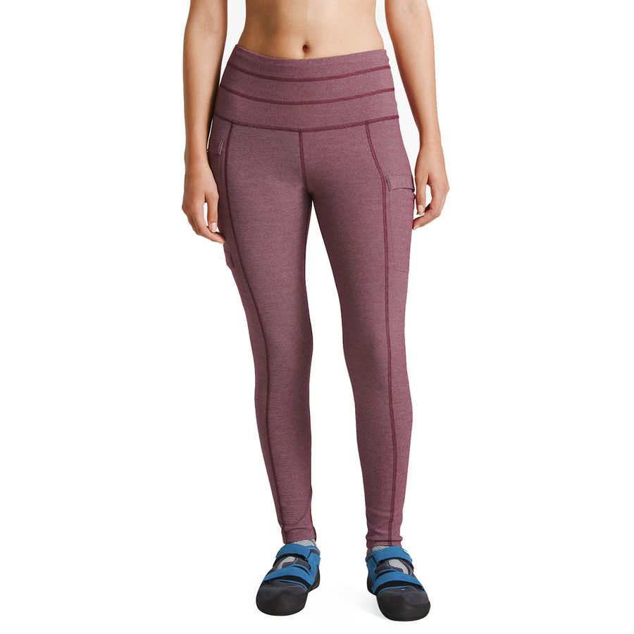 b34fff309 The North Face Beyond The Wall High-Rise Natural Tight - Women's