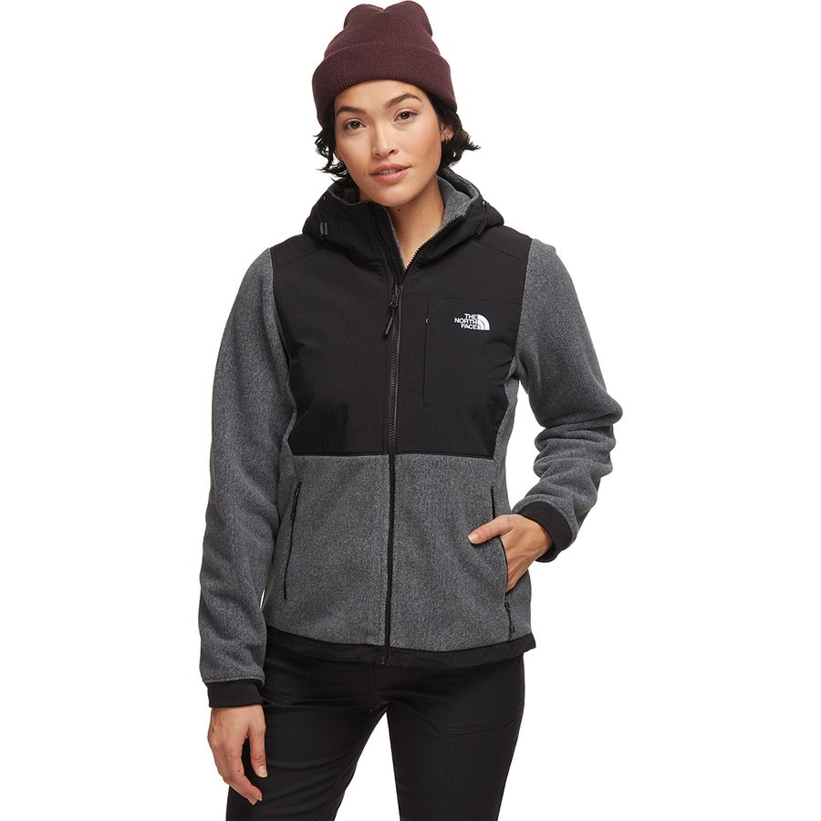 lowest price 2e65c 83438 The North Face Denali 2 Hooded Fleece Jacket - Women's