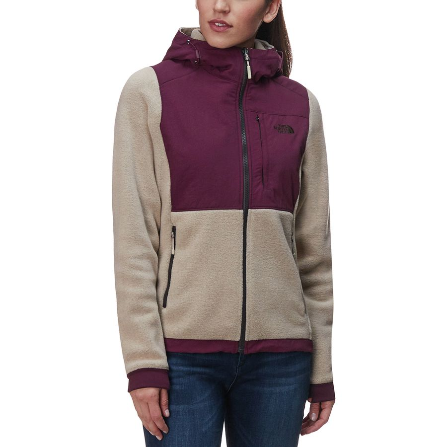 beb3b6343fd6 The North Face - Denali 2 Hooded Fleece Jacket - Women s -
