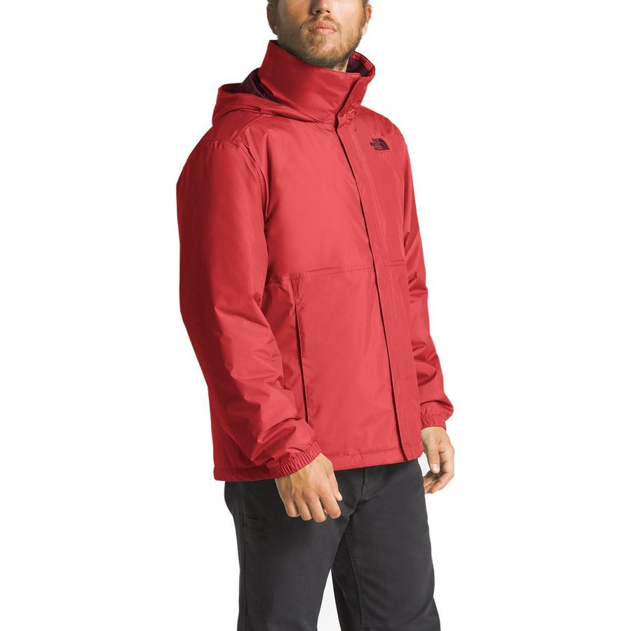 746330b3a780 The North Face - Resolve Insulated Jacket - Men s - Rage Red