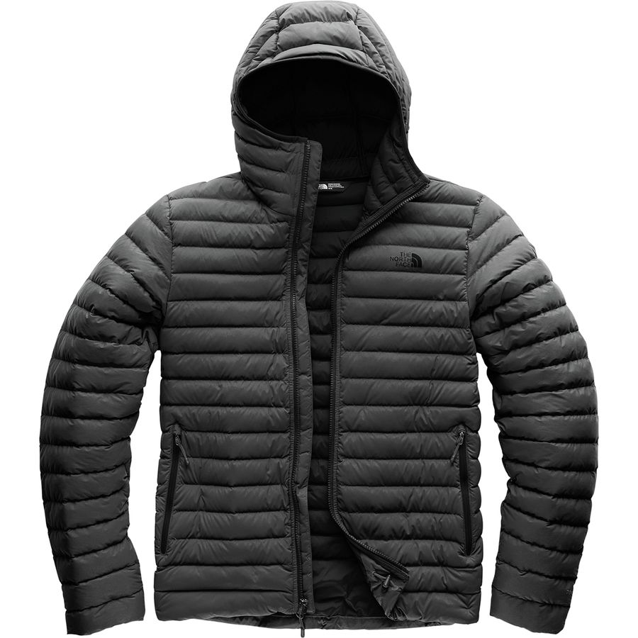 456c0b1cc The North Face Stretch Down Hooded Jacket - Men s
