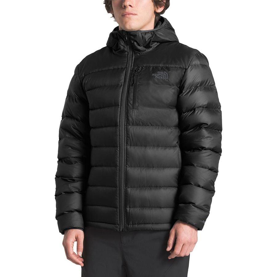 69bd6c3154fd The North Face - Aconcagua Hooded Jacket - Men s - Asphalt Grey