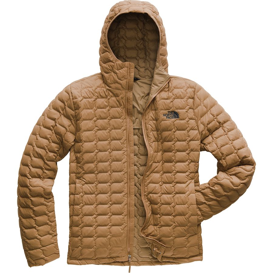 4e76bc07a05b The North Face - ThermoBall Hooded Insulated Jacket - Men s - Cargo Khaki  Matte