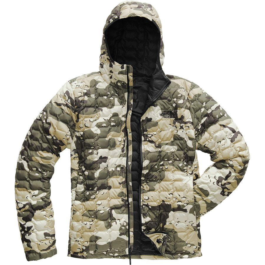 b3138bc56 The North Face ThermoBall Hooded Insulated Jacket - Men's