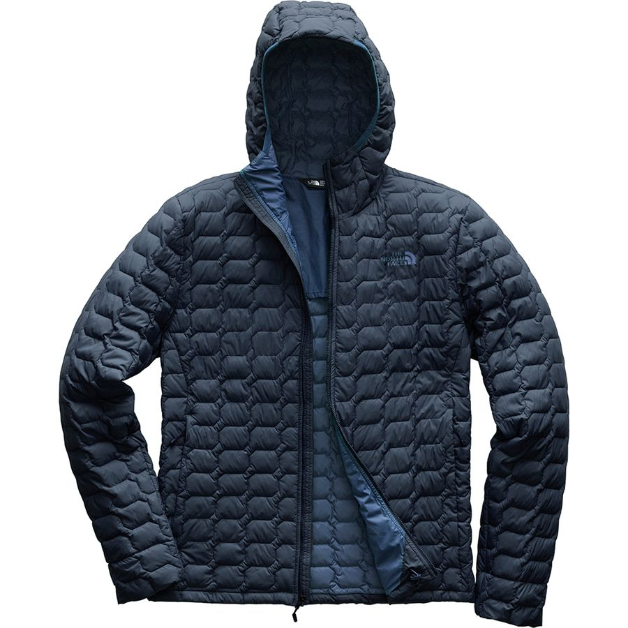 33b5712be1 The North Face ThermoBall Hooded Insulated Jacket - Men s ...