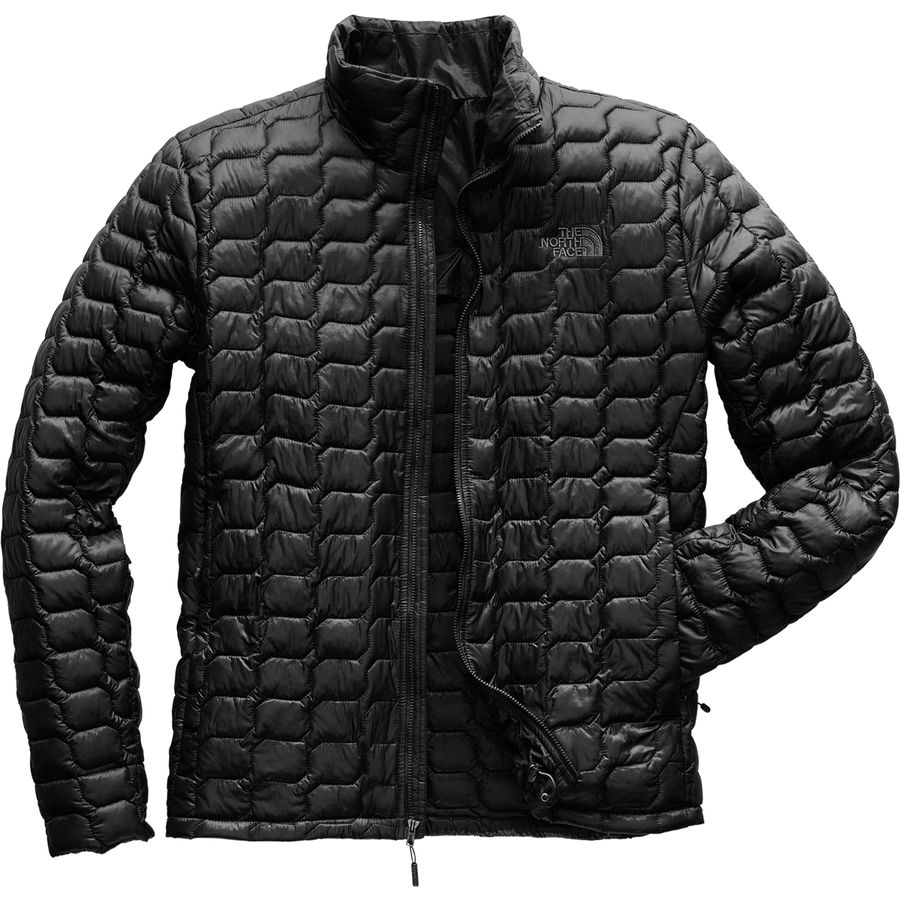 5372873bc1 The North Face - ThermoBall Insulated Jacket - Men s - Tnf Black
