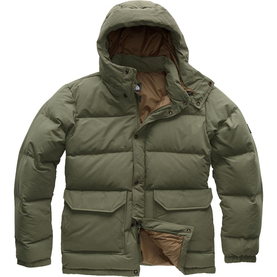 The North Face - Down Sierra 2.0 Jacket - Men s - Four Leaf Clover 47aa56158