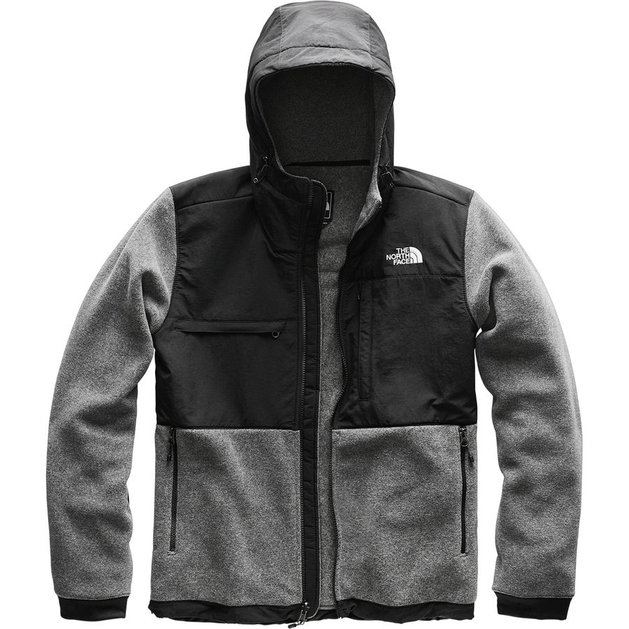 the north face denali 2 hooded fleece jacket men s backcountry com rh backcountry com