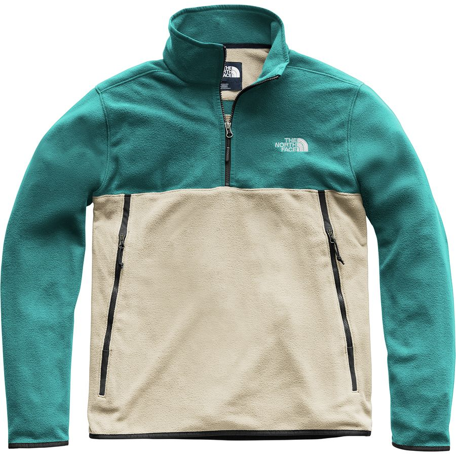 3d536651b The North Face Glacier Alpine 1/4-Zip Fleece Pullover Jacket - Men's