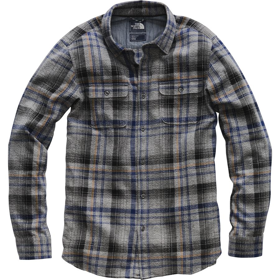 653ca4092585 The North Face Arroyo Long-Sleeve Flannel Shirt - Men s ...