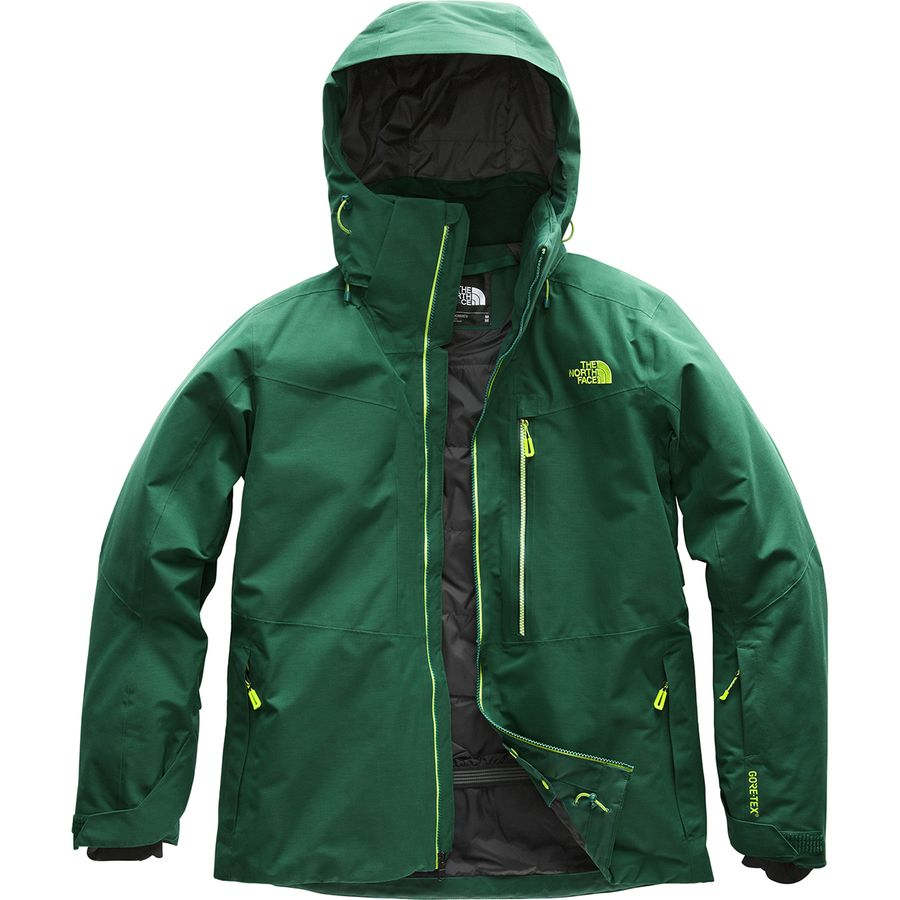 The North Face - Maching Hooded Jacket - Men s - Botanical Garden Green fd6fddf68