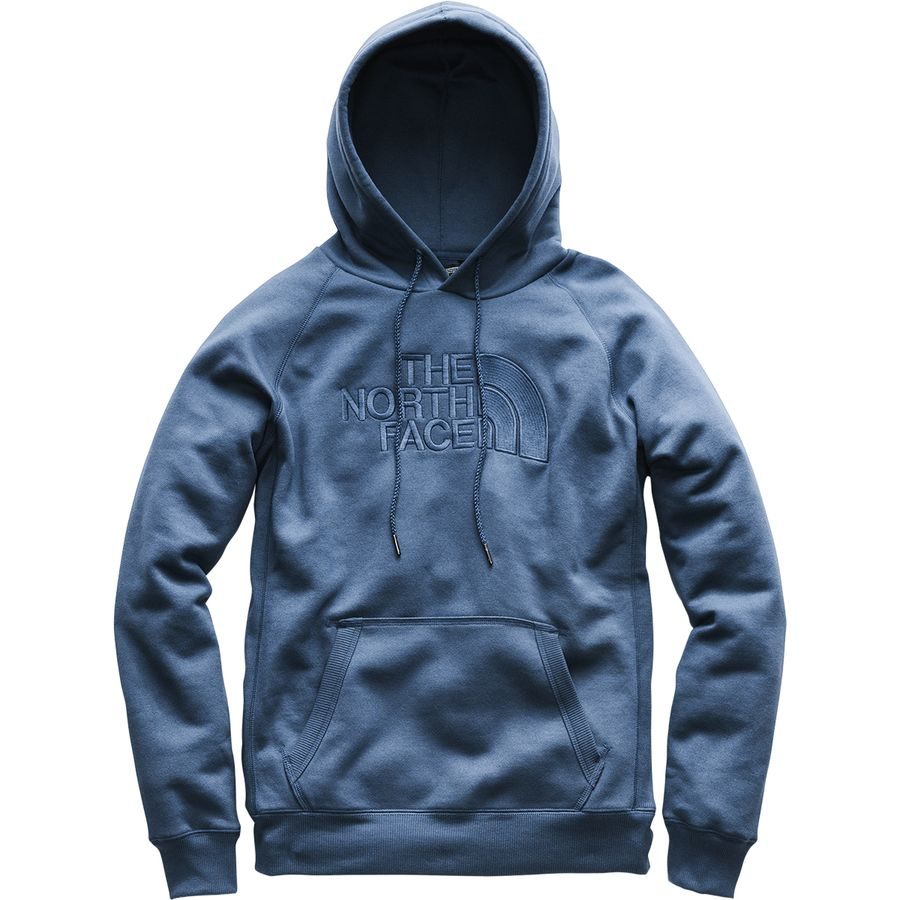 2d4b8a8e4 The North Face - Heavyweight Half Dome Pullover Hoodie - Men's - Shady Blue  Heather
