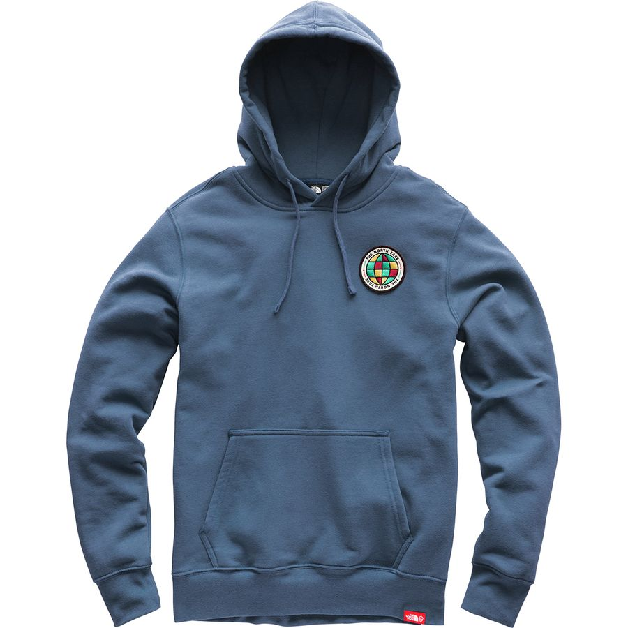 605f6c0c2 good the north face blue hoodie 8e4fc 2510a