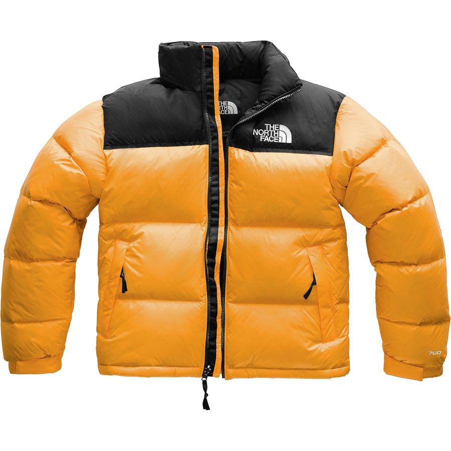 54d377a8c9 The North Face - 1996 Retro Nuptse Jacket - Men s - Zinnia Orange